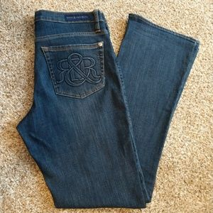 Rock & Republic Kasandra Boot Cut Jeans Size 12